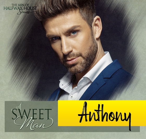 Anthony from A Sweet Man by Jaime Reese
