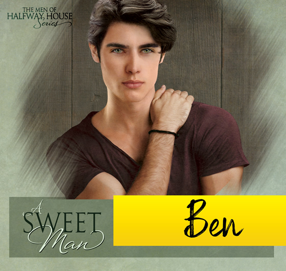 Ben Reynolds from A Sweet Man by Jaime Reese