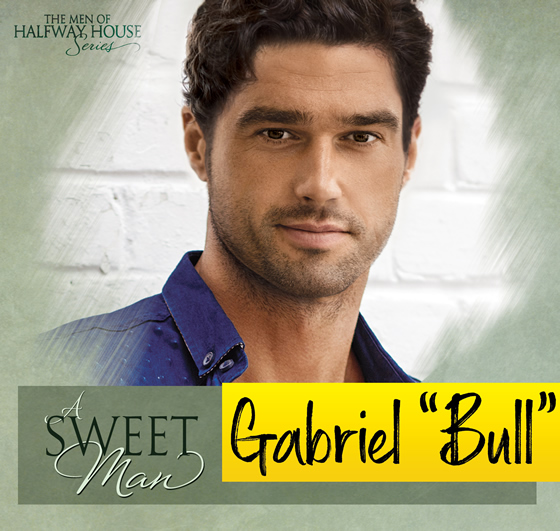 "Gabriel ""Bull"" del Toro from A Sweet Man by Jaime Reese"