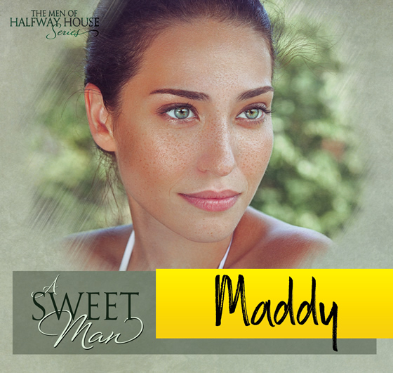 Maddy Reynolds from A Sweet Man by Jaime Reese